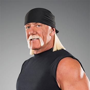 Hulk Hogan 6 Foot 7